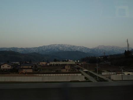 新幹線から眺める立山連峰03