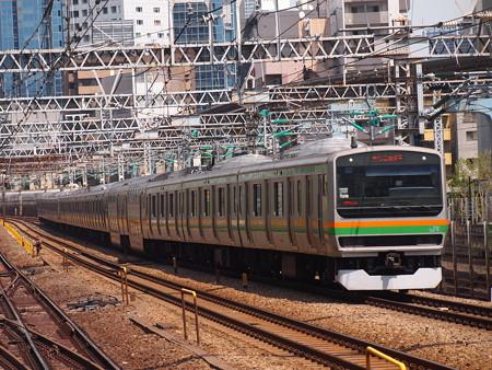 E231系普通東海道本線新橋~品川02