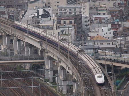 E2系とき 東北新幹線大宮~上野