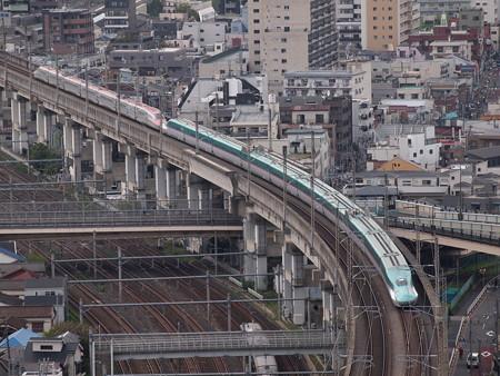 E5系はやぶさ  東北新幹線大宮~上野02