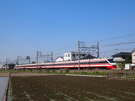東武200系りょうもう 東武伊勢崎線東武動物公園前~姫宮03