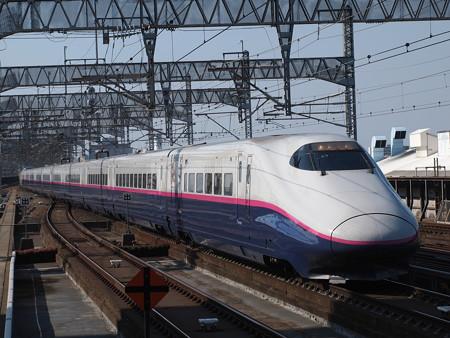 E2系やまびこ   東北新幹線大宮駅01