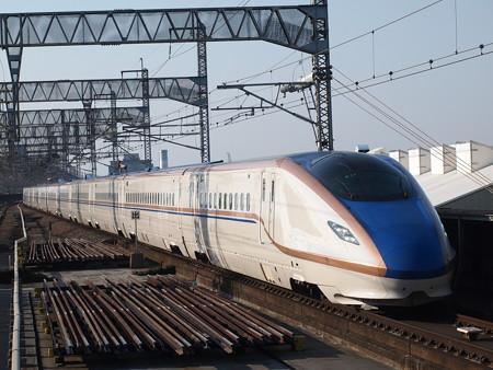 E7系あさま 上越新幹線大宮駅