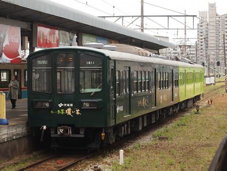 近江鉄道800系 近江鉄道本線彦根駅