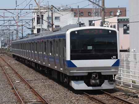 E531系普通 常磐線勝田駅