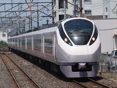 E657系特急ひたち 常磐線勝田駅