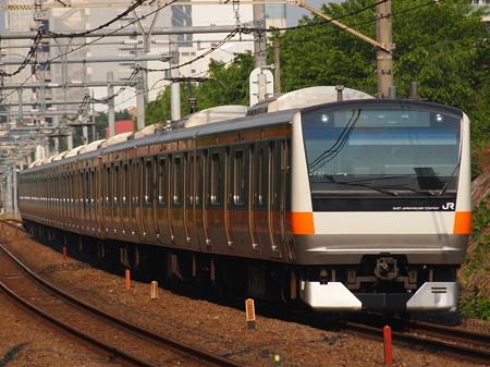 E233系各駅停車 中央快速線西国分寺駅01