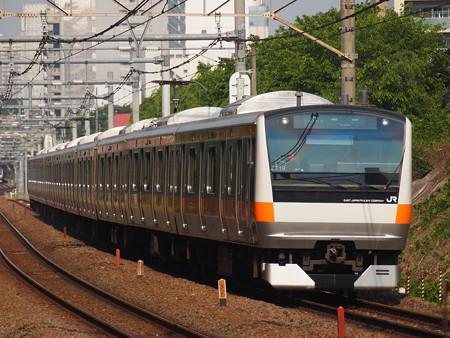 E233系中央特快 中央快速線西国分寺駅02