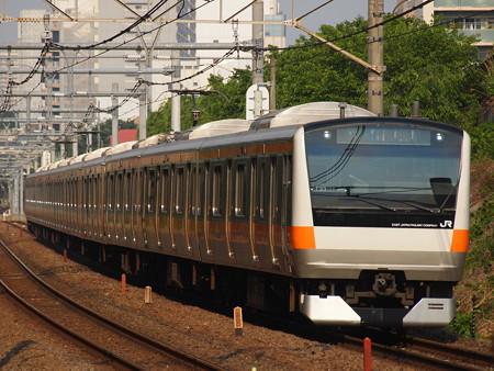 E233系中央特快 中央快速線西国分寺駅03