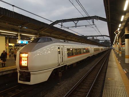 651系特急スワローあかぎ東北本線赤羽駅02