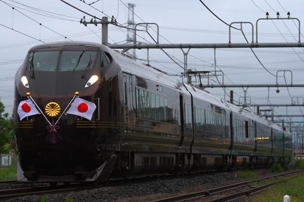 E655系 お召し列車