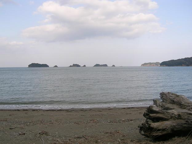粟皇子神社B 中之島か?