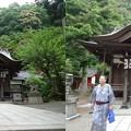 写真: 城崎温泉神社