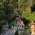 写真: 美保神社