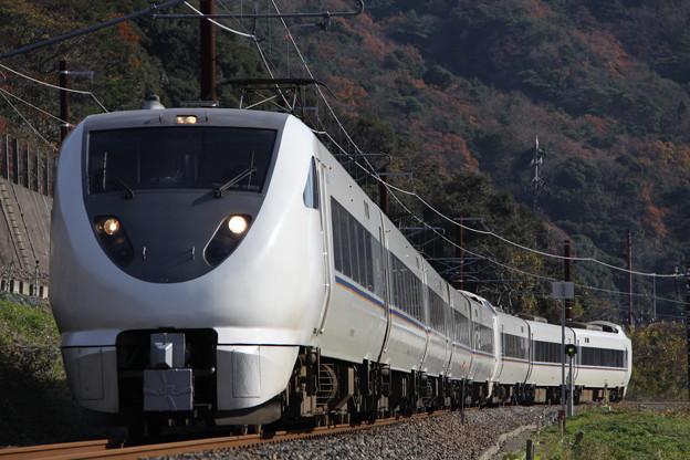 特急 しらさぎ 7号 富山行き