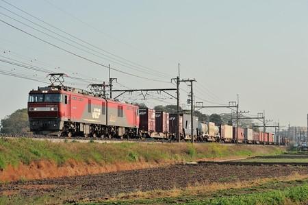 EH500-40牽引高速貨物