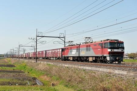 EH500-4牽引高速貨物