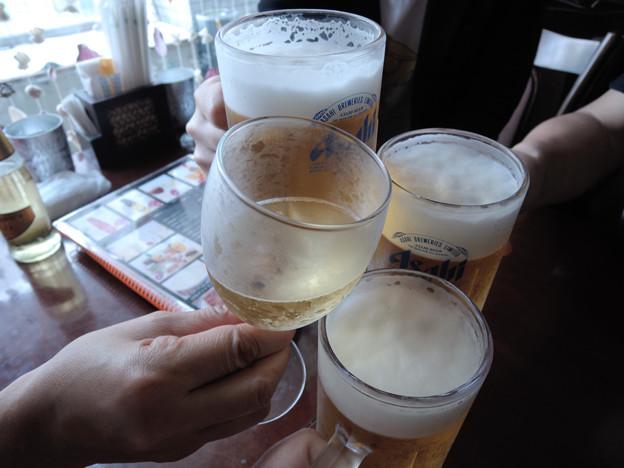 タイ料理で乾杯!