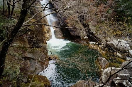 昇仙峡 仙娥滝(せんがたき)