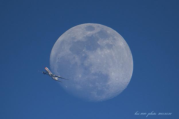 月面接触 ?