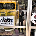 Photos: Sorry We're CLOSED