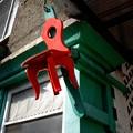 Photos: 赤い椅子