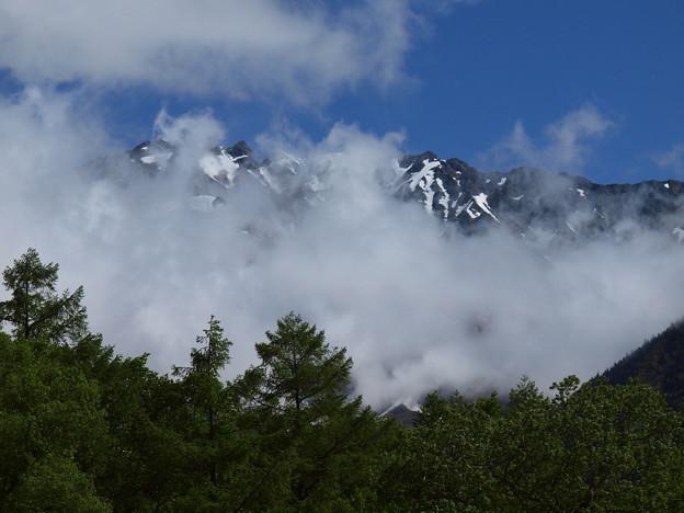 Photos: 上高地からの眺望