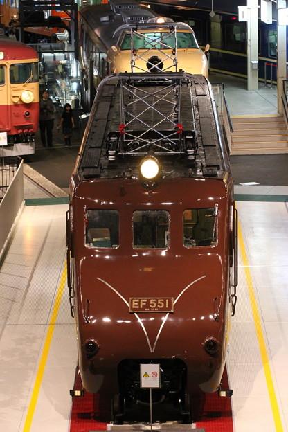 EF55-1号機