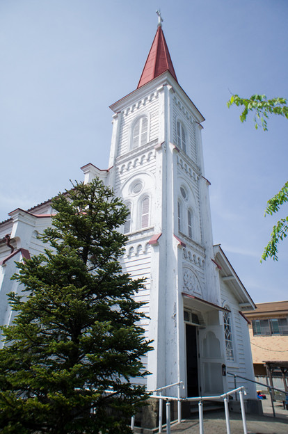 Photos: 鶴岡カトリック教会