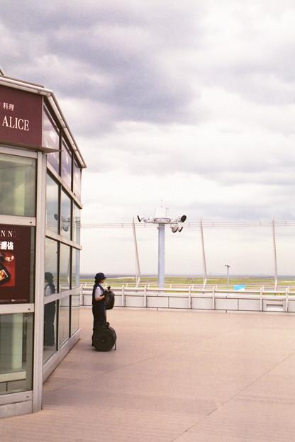 空港警備員