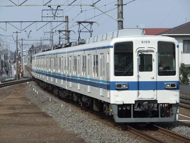 Photos: 東武宇都宮線8000系 8189F