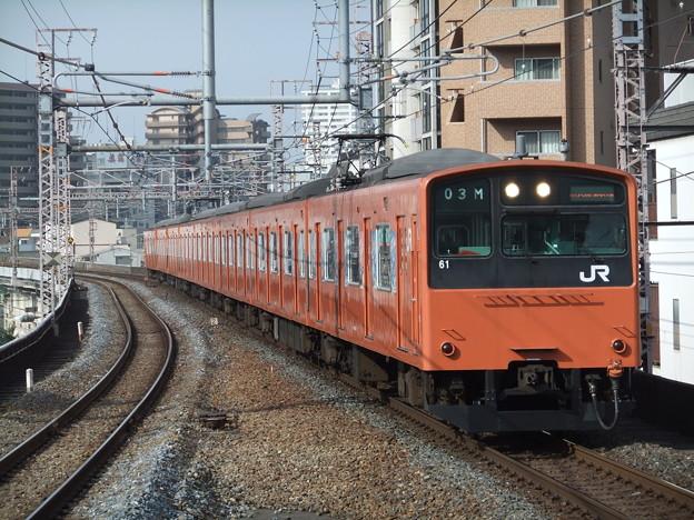 大阪環状線201系 LB1編成
