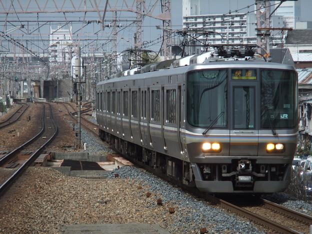 宝塚線快速223系6000番台 MA20編成