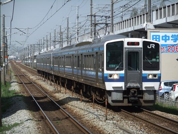 赤穂線213系0番台 C-04+C-06編成