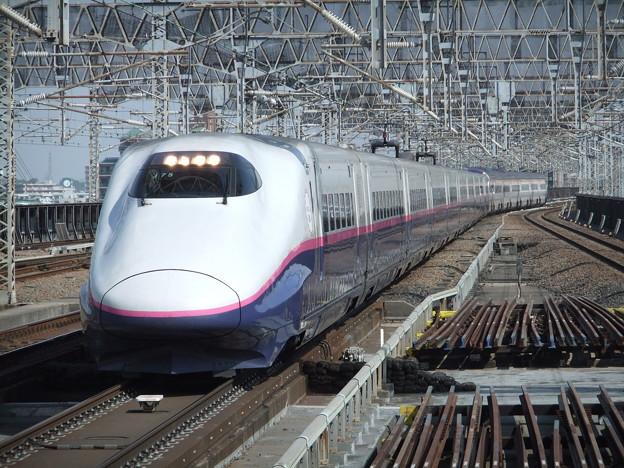 東北新幹線E2系1000番台 J75編成他17両編成