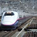 Photos: 東北新幹線E2系1000番台 J75編成他17両編成