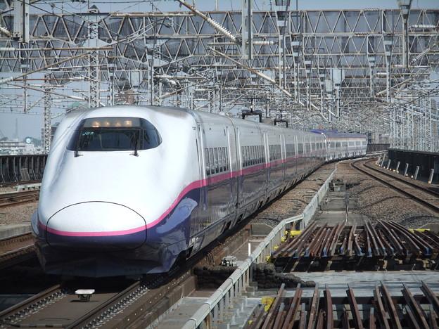 東北新幹線E2系1000番台 J62編成他17両編成