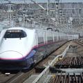 Photos: 東北新幹線E2系1000番台 J62編成他17両編成