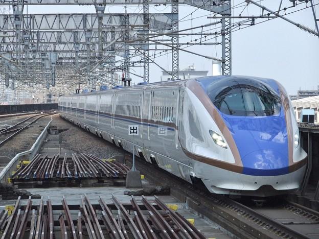 北陸新幹線W7系 W7編成