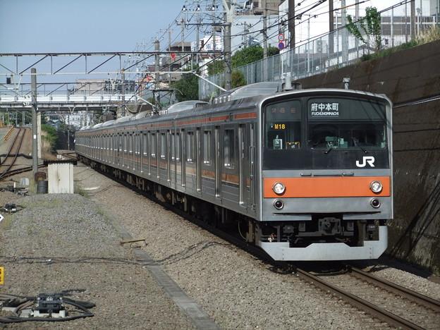 Photos: 武蔵野線205系5000番台 M18編成