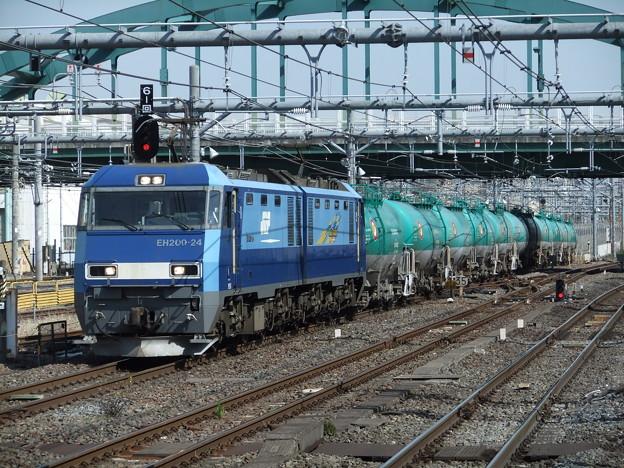 Photos: EH200-24+タキ