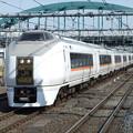 回送列車651系1000番台 OM206編成