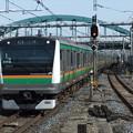 Photos: 宇都宮線E233系3000番台 E-17編成