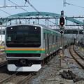 Photos: 宇都宮線E231系1000番台 K-30編成