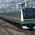 Photos: 東海道線・上野東京ラインE233系3000番台 E-61編成他15両編成