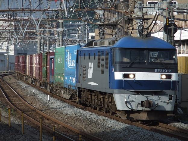 Photos: EF210-2+コキ