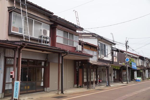 高田 雁木通り