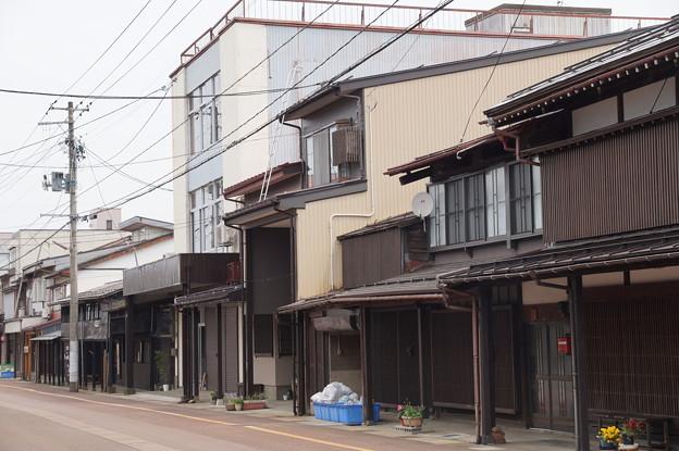 高田 雁木通り 8