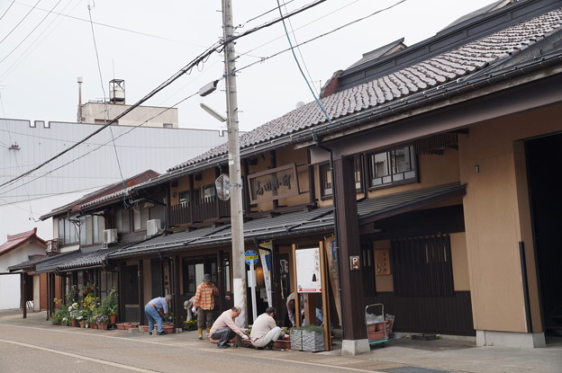 高田 雁木通り 7