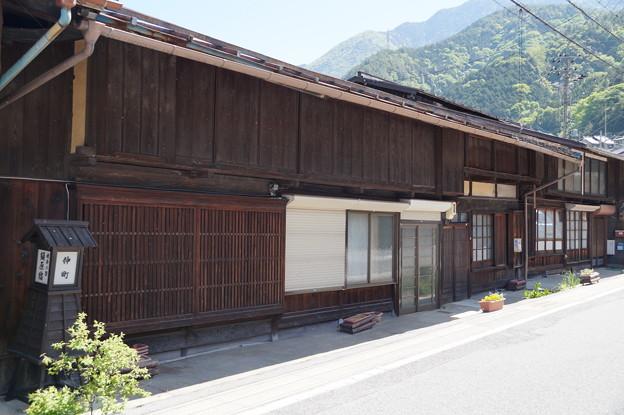 中山道 須原宿 2